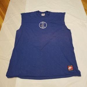 Nike sleeveless Basketball tank mens sz XL vintage